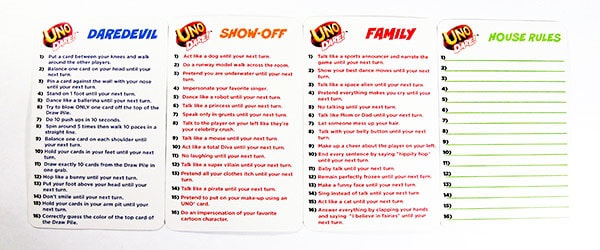 By Photo Congress || Rules For Uno Dare